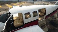 Velum 5-seater interior