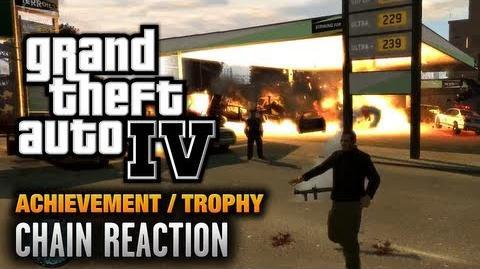 GTA 4 - Chain Reaction Achievement Trophy (1080p)