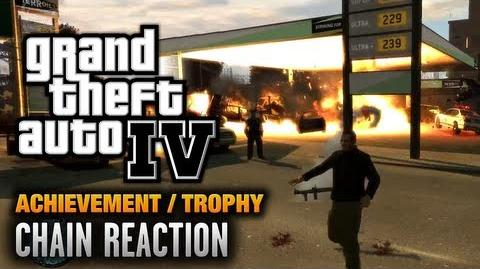 GTA 4 - Chain Reaction Achievement Trophy (1080p)