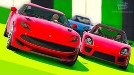 GTA Online New Transform Races Plane and Simple, Tug Life, The Grotti Circuit & More