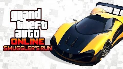 GTA Online Smuggler's Run - Grotti Visione & Vapid Retinue