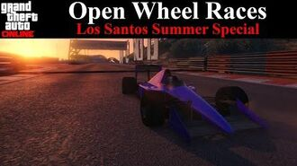 GTA Online Tracks - Open Wheel Races (LS Summer Special)