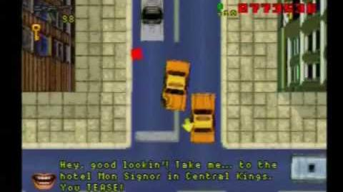 Let's Play Grand Theft Auto PT 15 LC 1 Taxi