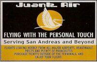 JuankAir-GTASA-advert