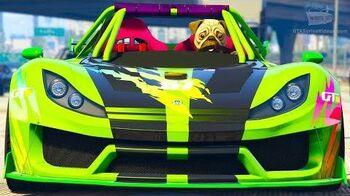 GTA Online Ocelot Locust