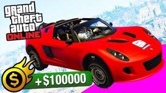 GTA Online Premium Race - Ascent