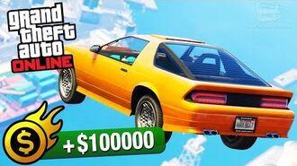 GTA Online Premium Race - Damned