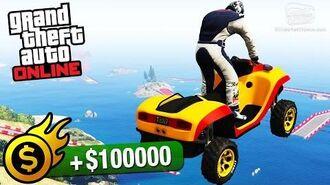 GTA Online Premium Race - Island Hopping