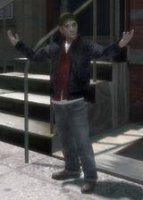Random characters/GTA IV