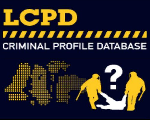 LCPD Database | GTA Wiki | FANDOM powered by Wikia