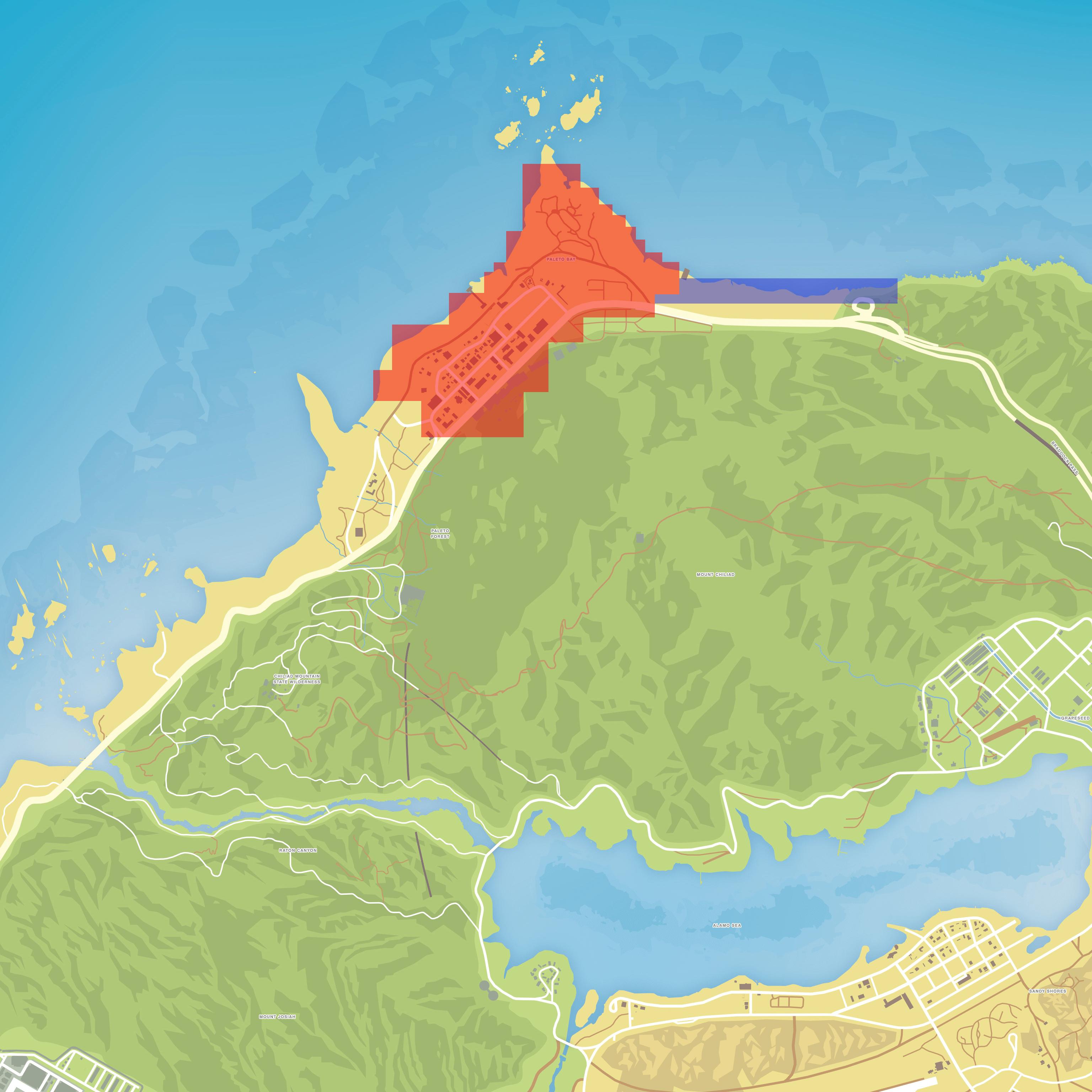 Paleto Bay Gta Wiki Fandom