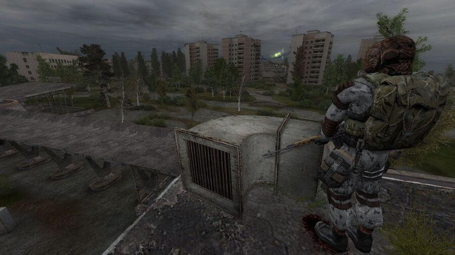 SCOP Monolith Sniper