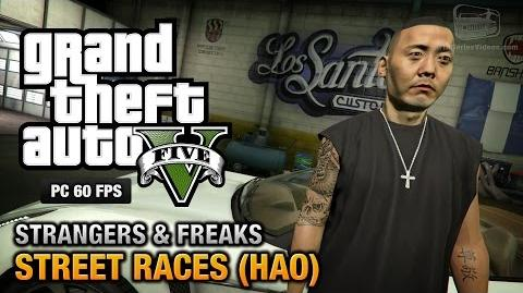 GTA 5 PC - Hao Street Races 100% Gold Medal Walkthrough