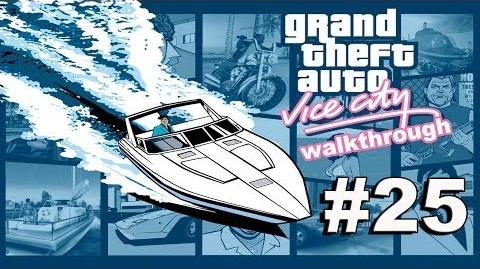Grand Theft Auto Vice City Playthrough Gameplay 25