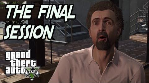 GTA 5 - KILLING MICHAEL'S SHRINK (Dr. Isiah Friedlander) - Mission Abandonment Issues HD