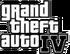 GTA IV Logo Transparent