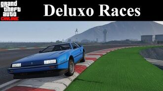 GTA Online Tracks - Deluxo Races