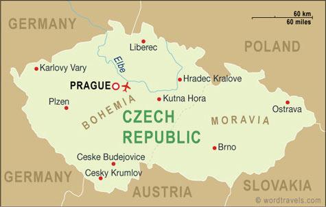 Image Map of Czech Republicjpg GTA Wiki FANDOM powered by Wikia