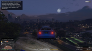 Vehicle Import Movie Stunt GTAO Jump