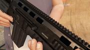 Assault Shotgun-GTAV-Markings