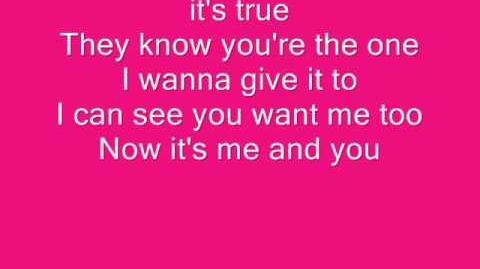 Cassie Me And You Lyrics.
