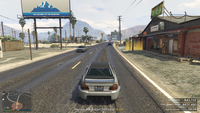 Vehicle Export Showroom GTAO Grapeseed South Buyer Screenshot