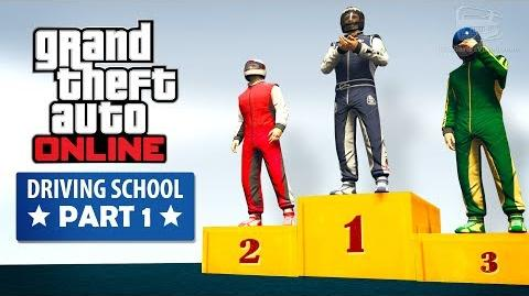 GTA Online How to Win Races Driving School 1