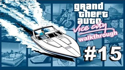 Grand Theft Auto Vice City Playthrough Gameplay 15