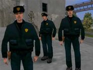 Police Officers - GTA III