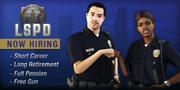 LSPD Advertisment GTAV