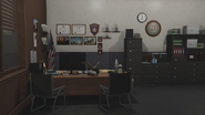 CaptainAPJones GTAV MissionRow Office