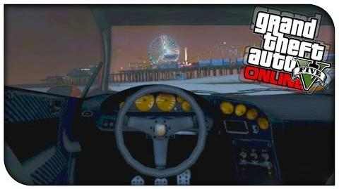 gta 5 online how to get out of first person