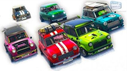 GTA Online New Weeny Issi Classic Races The Issi Job, Goal, Paleto Palace, Sidewinder & More