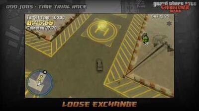GTA Chinatown Wars - Walkthrough - Time Trial Race - Loose Exchange
