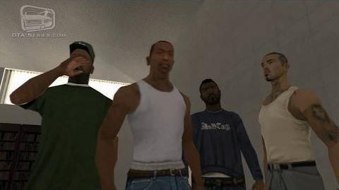 GTA San Andreas - Walkthrough - Mission 98 - Riot (HD)