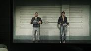 Online Protagonist GTAVe Line-Up Swap Screen