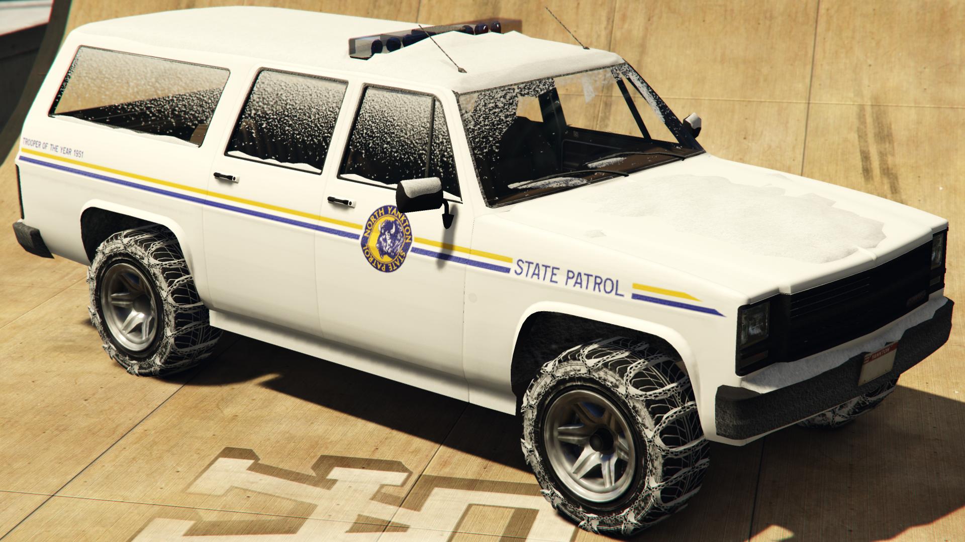 Police Rancher   GTA Wiki   FANDOM powered by Wikia