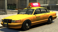 Taxi-GTAIV-front