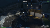 Vehicle Import Heist Crew GTAO Cargobob Humane Labs