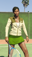 Rae-GTAV-Tennis Outfit