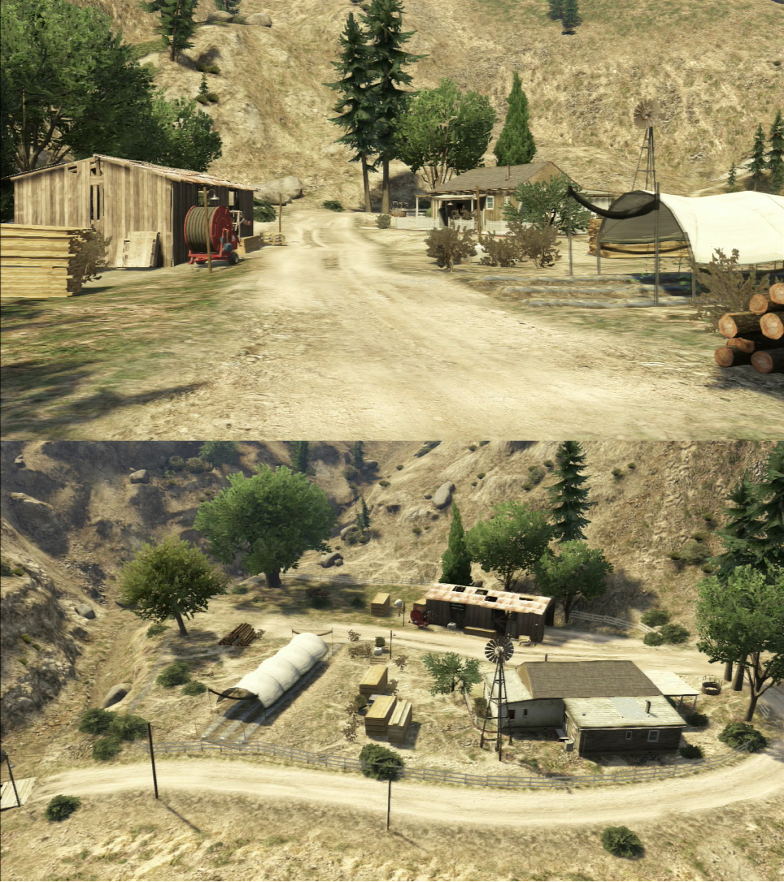 Braddock Farm | GTA Wiki | FANDOM powered by Wikia