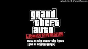 Grand Theft Auto Liberty City Stories OST The Heist