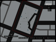 Legion Square Survival GTAO Zone Map