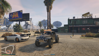 Vehicle Import Detective GTAO Yellow Jack Inn