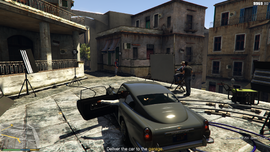 DeepInside-GTAV-DeliverTheCar