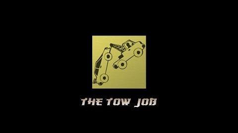 GTA Chinatown Wars - Replay Gold Medal - Wade Heston - The Tow Job