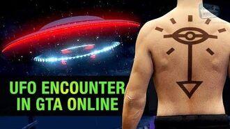 How to get the Secret UFO Tattoo in GTA Online (Alien Easter Egg)-1