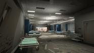 Pillbox Hill Medical Center Destroyed Ward GTAV