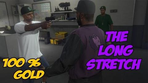 The Long Stretch - GTA 5 100% Gold