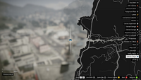 Vehicle Import Heist Crew GTAO Zancudo Map
